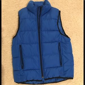 Boys' GAP puffy vest